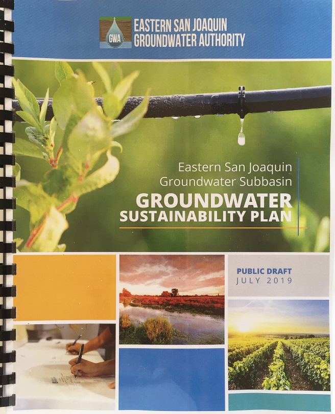 Cover of groundwater suitability act booklet