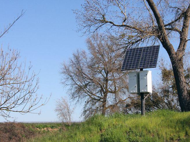 Photo of nsjwcd solar panel